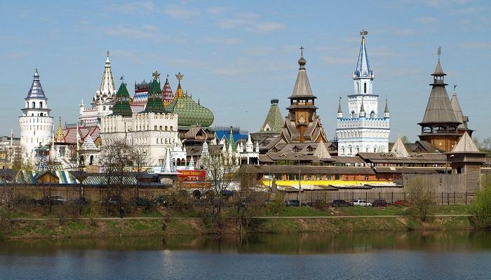 Izmailovo - Moskova