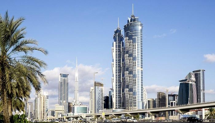JW Marriott Marquis - Dubai