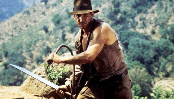 Kahramanın Kırbacı - Indiana Jones