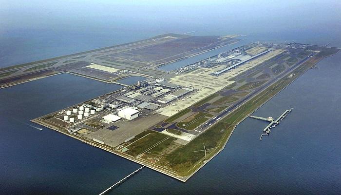 Kansai Uluslararası Havalimanı – Osaka/Japonya