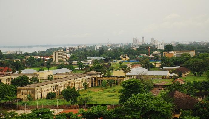 Kinshasa - Demokratik Kongo Cumhuriyeti
