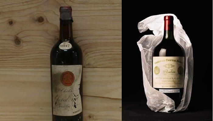 Kırmızı Şarap - 1947 Cheval-Blanc Bordeaux