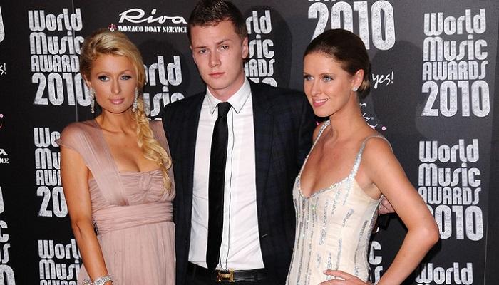 Barron Nicholas&Nicky Hilton