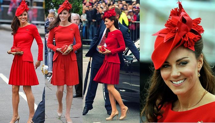 Kraliçe'nin Elmas Jubilee Kutlaması Sırasında Giydiği Elbise