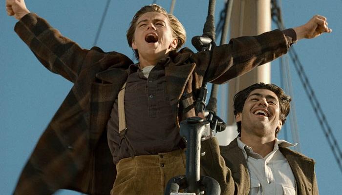 Leonardo DiCaprio'nun Giydiği Mont - Titanik