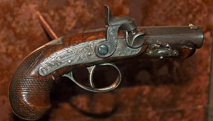 Lincoln'ü Öldüren Silah