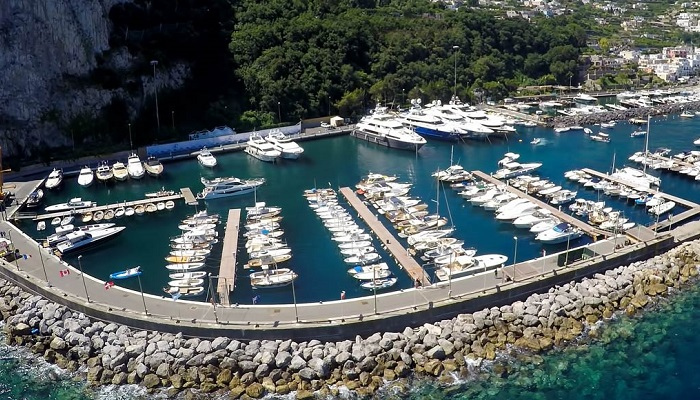 Marina di Capri - Amalfi