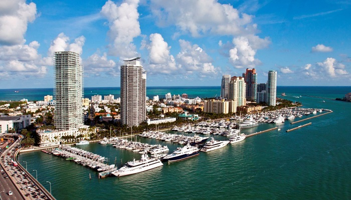 Miami Beach Marina - Miami
