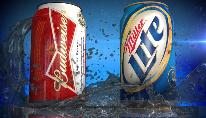 Miller - Budweiser