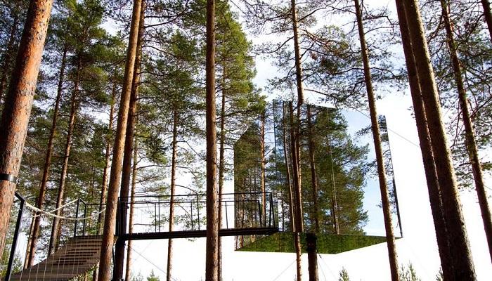 Mirrorcube - İsveç