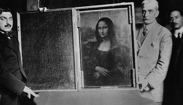 Mona Lisa'nın Çalınması