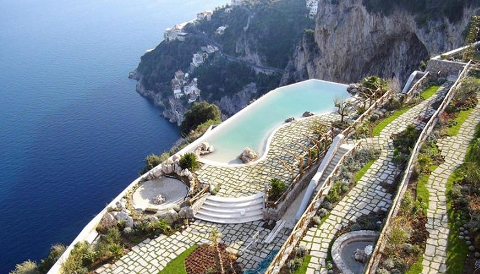 Monastero Santa Rosa - Amalfi Coast