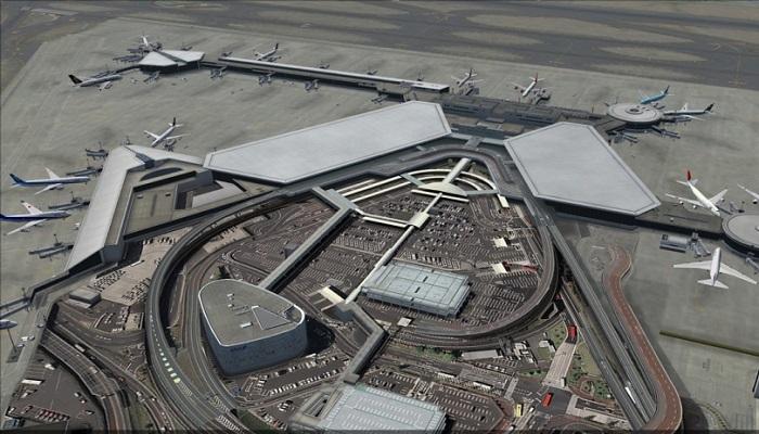 Narita Uluslararası Havalimanı – Tokyo/Japonya