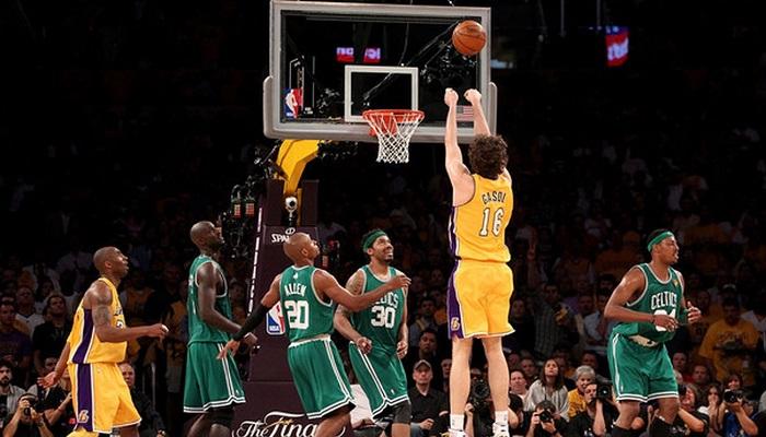 NBA Finalleri Boston Celtics vs Los Angeles Lakers - Basketbol