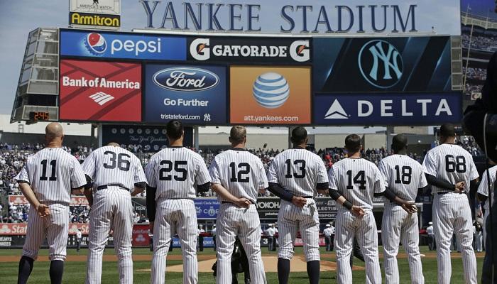 New York Yankees Efsaneleri Takımı - Beyzbol