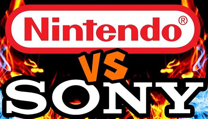 Nintendo - Sony