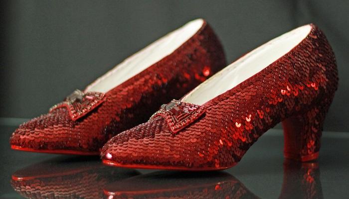 Oz Büyücüsü Orijinal Ayakkabısı