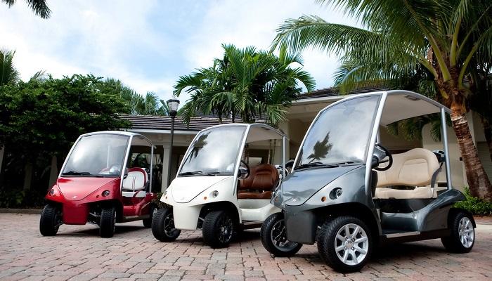 Özel Garia Golf Arabası