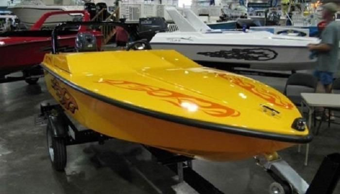 Phantom 11 Modeli Mini Hız Teknesi