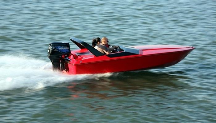 Phantom 13 Mini Hız Teknesi