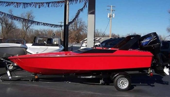 Phantom 15 Model Mini Power Boat