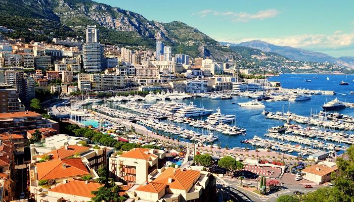 Port Hercule - Monako