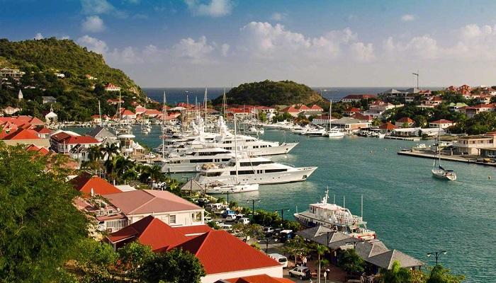 Port of Gustavia - St. Barts