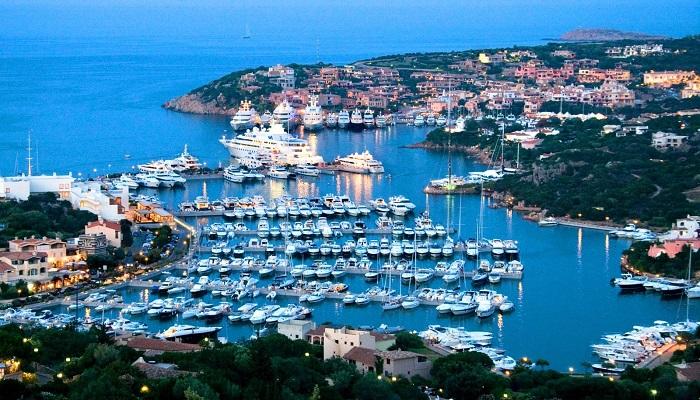Porto Cervo - Sardinya