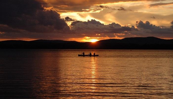 Raquette Gölü Kampı - New York