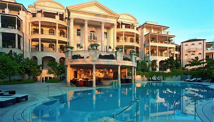 Rihanna - Barbados Villa