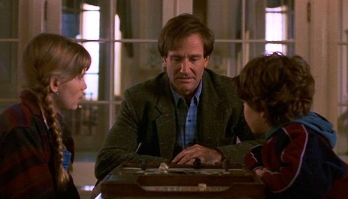 Robin Williams'ın Filmde Kullandığı Tahta Oyunu - Jumanji