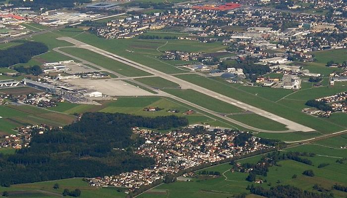 Salzburg Havalimanı - Salzburg/Avusturya