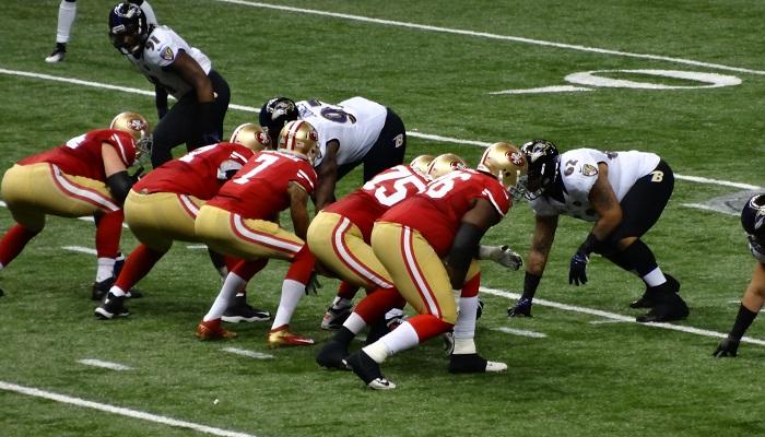 San Francisco 49ers&Baltimore Ravens - Amerikan Futbolu