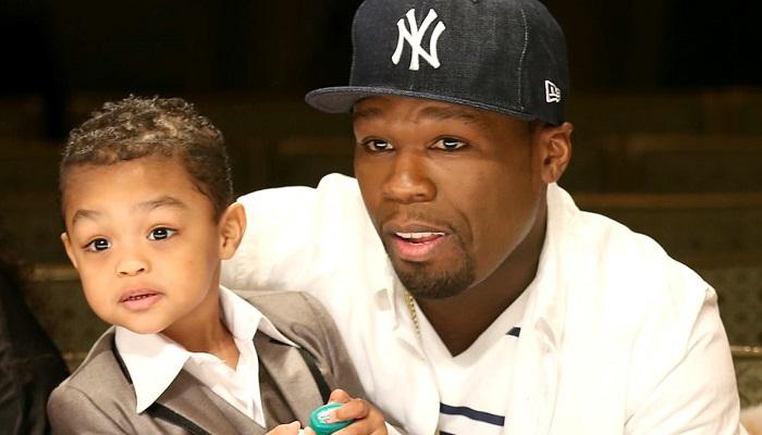 Sire - 50 Cent'in Oğlu