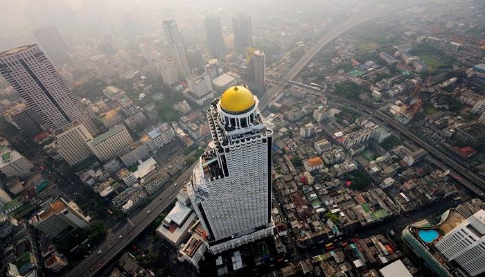State Tower – Bangkok