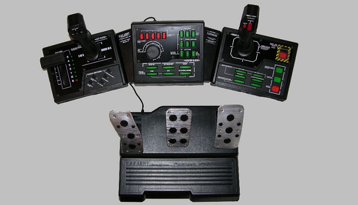 Steel Battalion Controller Set