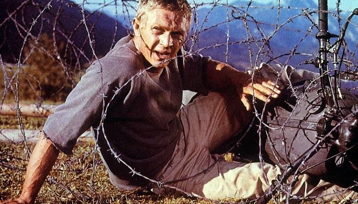 Steve McQueen'in Cezaevi Giysisi - Büyük Kaçış