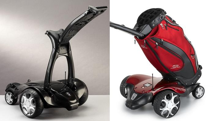 Stewart Golf - F1 Lityum Çekme Arabası