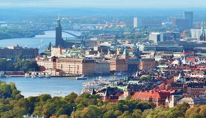 Stockholm - İsveç