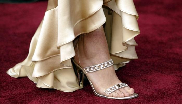 Stuart Weitzman'nin Cinderella Ayakkabısı