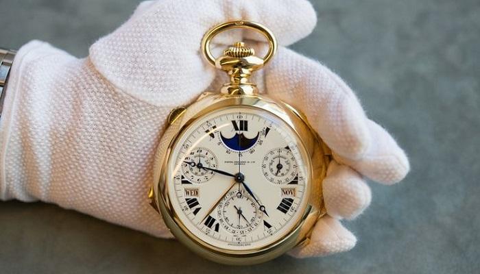 Süper - Karmaşık Saat