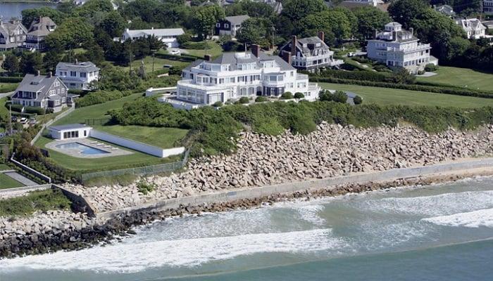 Taylor Swift - Rhode Adası Evi