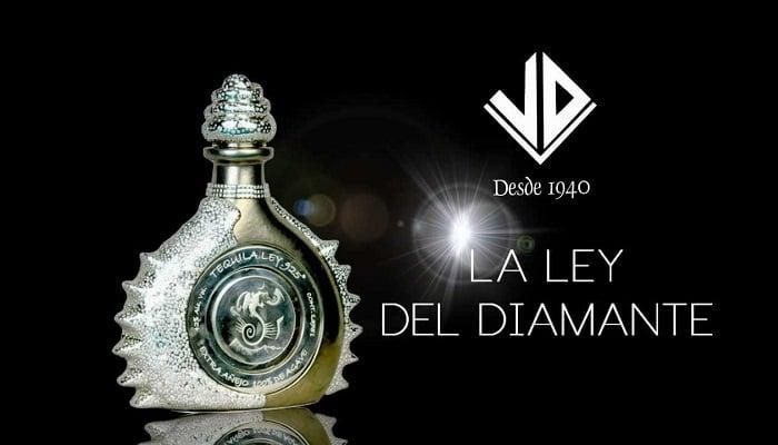 Tekila - Tequila Ley 925 La Ley del Diamante