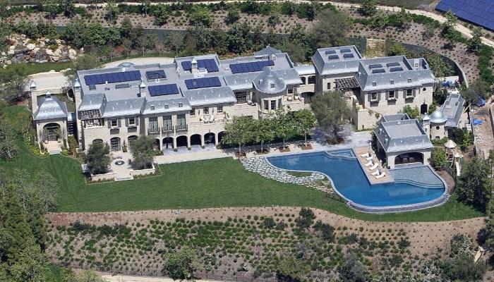 Tom Brady ve Gisele Bundchen - Los Angeles Konutu