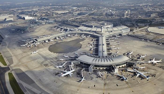 Toronto Pearson Uluslararası Havalimanı – Toronto/Kanada