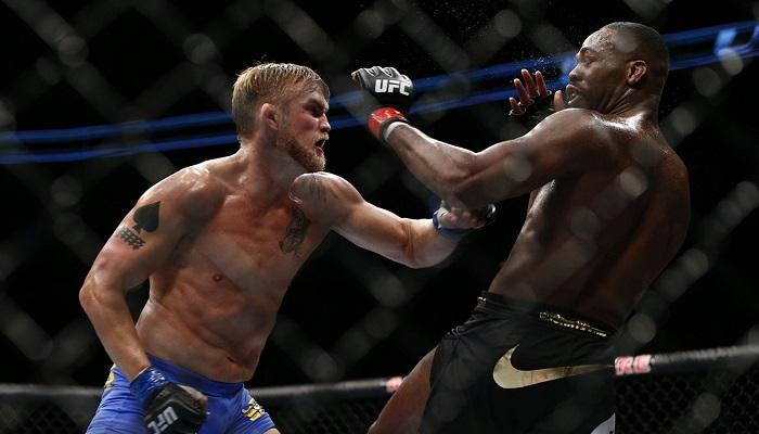 UFC: Alexander Gustafsson&Jon Jones: MMA - Karma Dövüş