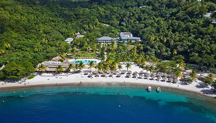 Viceroy Resort on St. Lucia - Karayip