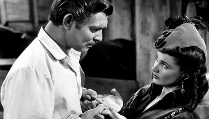 Vivien Leigh'in Siyah Gömleği - Rüzgar Gibi Geçti