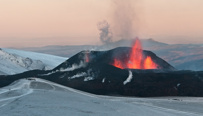 Volkanik Patlama