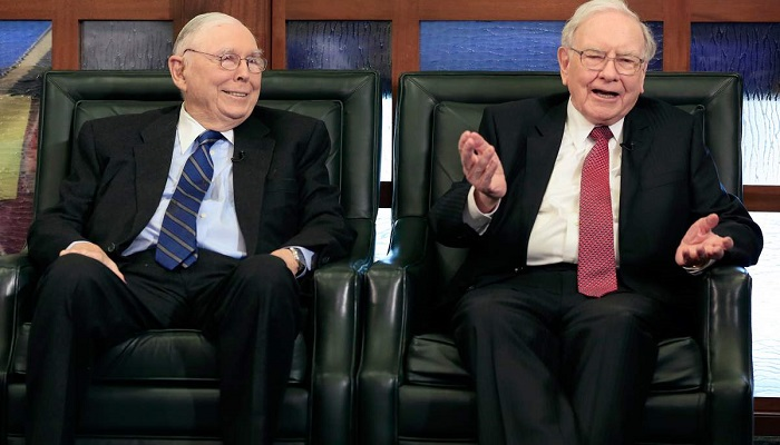 Warren Buffett ve Charlie Munger